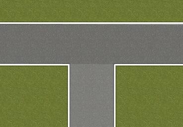 Перекресток дорог картинка