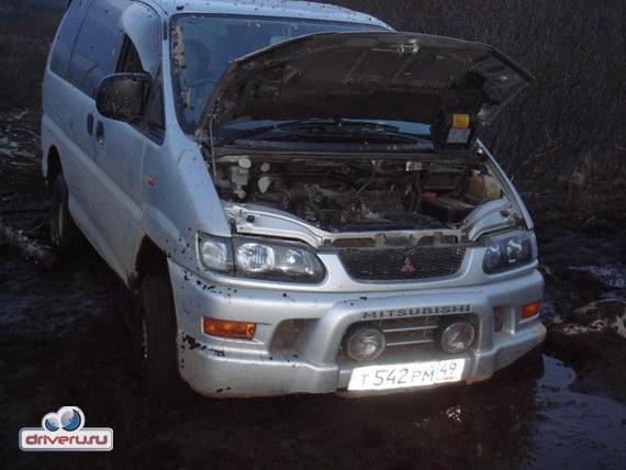Mitsubishi Delica, Space Gear (97-) - �������������� � ������ � ...