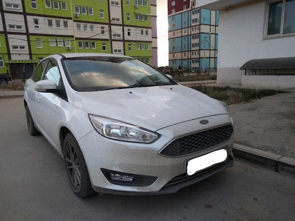 ford focus 3 restyling